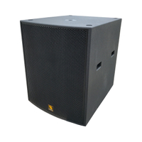 "MT21A Built-in DSP single 21"" Self-powered Subwoofer with Compact Cabinet Box"