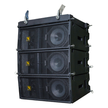 "W8LM Dual 8"" Touring Mini Line Array Speaker"