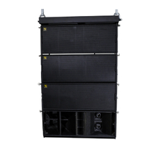 W8LC Tri-amped Line Array Sound System for Outdoor Performance
