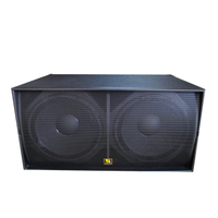 "WS218X Professional Outdoor Dual 18"" Subwoofer Speaker Box"