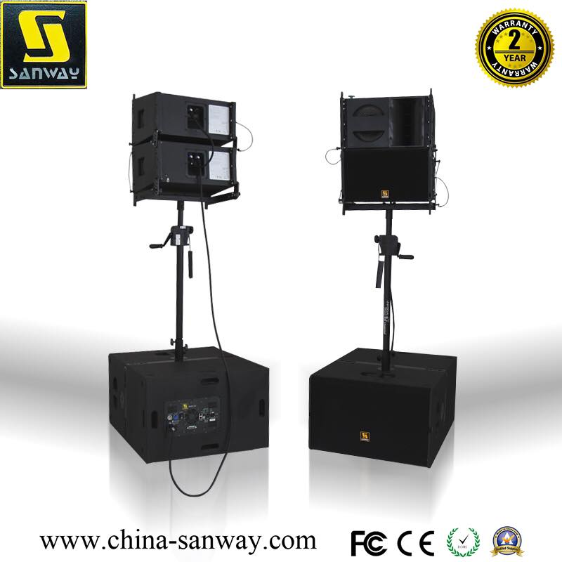 active speaker line array
