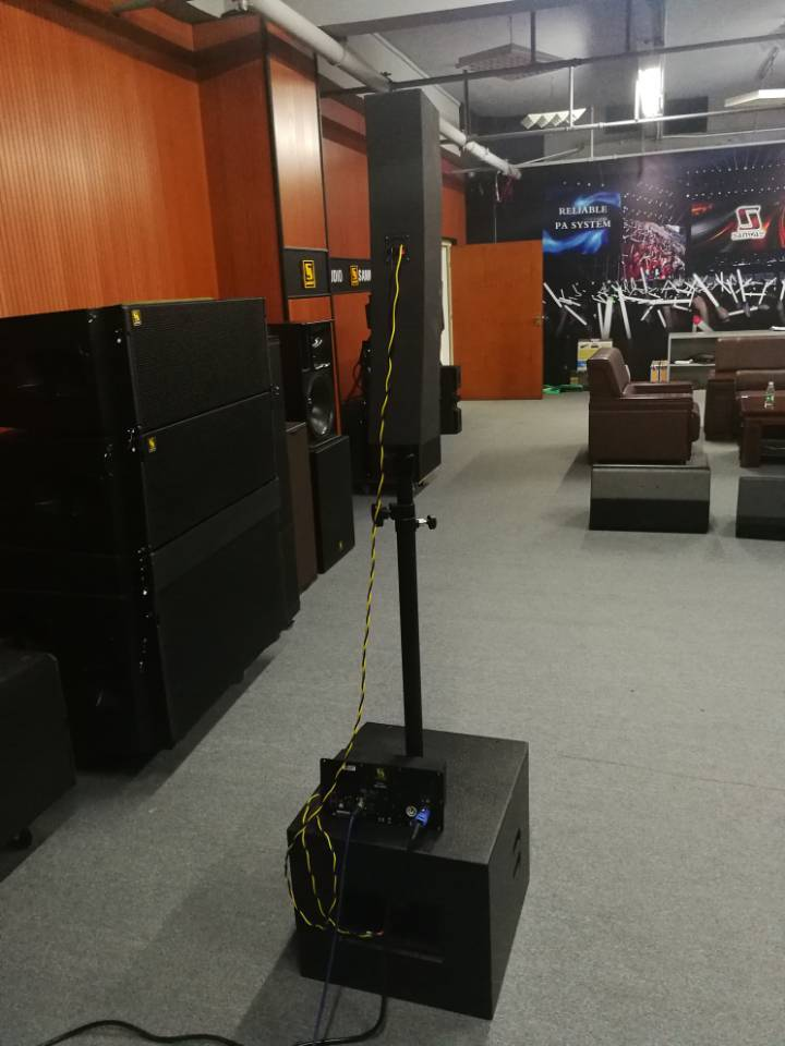 column line array speaker