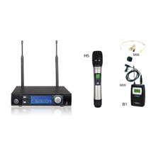 S21 Single Channel UHF Wireless Microphone