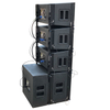 LA10&LA15S Single 10 Inch Compact Powered Line Array System